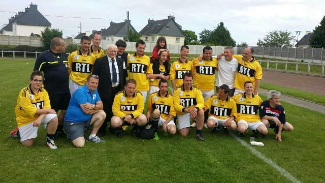L'équipe du tournoi 2014